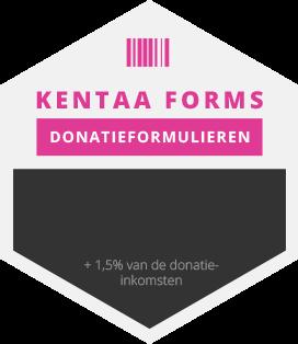Kentaa-forms - al voor 299,- euro
